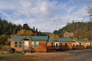 Yosemite lakes cabins