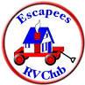 escapees round logo