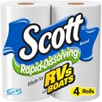 Scott RV Toilet paper